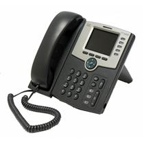 Cisco SPA525G2 5-Line Color LCD VoIP Office desktop Phone WiFi & Bluetooth MP3