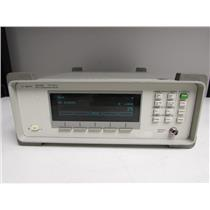 Agilent 86120C Multi-Wavelength meter 1270nm to 1650nm