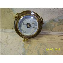 "Boaters' Resale Shop of TX 1903 2774.32 SETH THOMAS BAROMETER WITH 5"" FACE"
