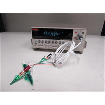 Keithley 2182A Dual-Channel Ultra-Low Voltage Nanovoltmeter w/ cable