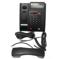 Cetis SP-100 Telematrix Spectrum Plus 191001 Single-Line Basic Hotel Phone Black
