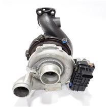Mercedes ML GL E Sprinter Diesel Engine Turbocharger 3.0L GARRETT 6420901680