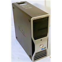 Dell Precision T3500  Intel xeon 2.6GHz W3520, 500GB HDD, 6GB Ram  NO OS