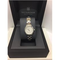 Swiss Army Victorinox 241840 Ladies All Steel,Sapphire Crystal,100m Water Tight.