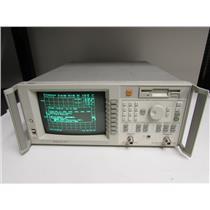 Agilent 8713B Network Analyzer, 300kHz to 3GHz, opt 1C2, 1E1, 100