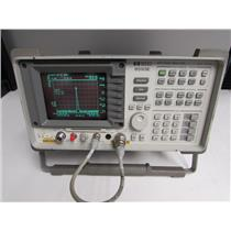 Agilent HP 8593E Spectrum Analyzer, 9 KHz - 22 GHz w/ Tracking Gen. Opt 041, 010