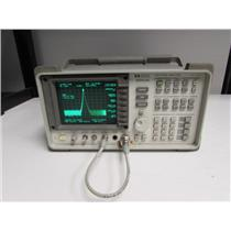 Agilent HP 8563A Spectrum Analyzer, 9 kHz to 22GHz opt H01