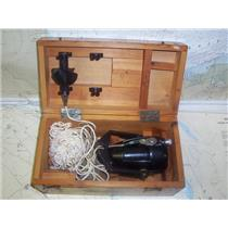 "Boaters' Resale Shop of TX 1905 1274.04 WALKER'S ""KNOTMASTER"" LOG MARK III A"