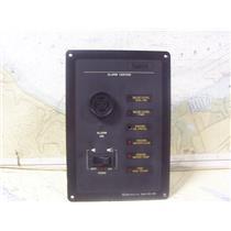 Boaters' Resale Shop of TX 1508 2957.05 BASS 90-2150 ALARM CENTER 12 VOLT PANEL