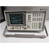 Agilent 8593E Spectrum Analyzer, 9 KHz - 22 GHz w/ Tracking Gen. w/ 5 option, #2