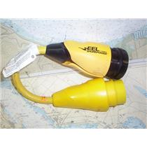 Boaters' Resale Shop of TX 1905 2421.01 MARINCO P504-30 EEL PIGTAIL ADAPTOR