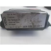 Porsche 928 central locking control module 92861812500