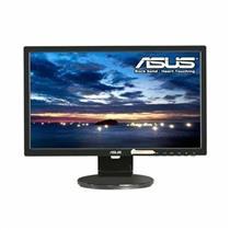 """ASUS VE208T 20"""" HD+ 1600x900 DVI VGA Back-lit LED Monitor"""