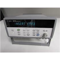 Agilent 34970A Data Acquisition Switch Unit w/ DMM, no modules
