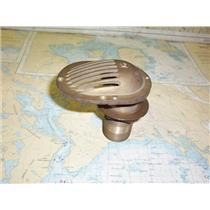 Boaters' Resale Shop of TX 1905 2445.02 WILCOX CRITTENDEN BRONZE SCOOP THRU-HULL