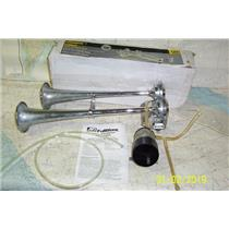 Boaters' Resale Shop of TX 1812 2741.02 MARINCO 10106 DUAL TRUMPET HORN KIT