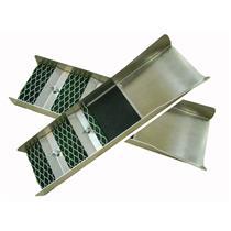 "2-BackPacking Dream 18"" Aluminum Sluice Boxs - River - Creek - Gold"