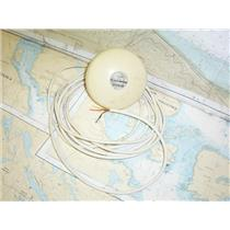 Boaters' Resale Shop of TX 1902 0771.05 RAYMARINE RAYSTAR 120 GPS ANTENNA ONLY