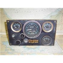 """Boaters' Resale Shop of TX 1906 5101.31 PERKINS ENGINES PANEL 5-3/4"""" x 10"""""""