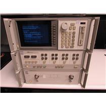 Agilent HP 8510C Network Analyzer w/ 8517B S-Parameter