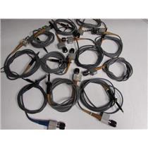 Tektronix P6106 x11, P6120 x2, P6105 x5 Passive Voltage Probe