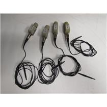 Tektronix P6563A 500MHz 4.7pF 20X Oscilloscope Probe, qty 4, #1