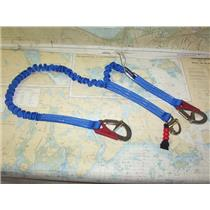 Boaters' Resale Shop of TX 1906 1522.05 WEST MARINE DUAL SAFETY TETHER