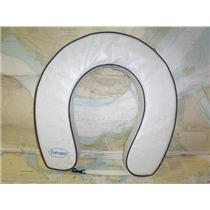 Boaters' Resale Shop of TX 1906 1454.72 FORESPAR H-1 TYPE IV HORSESHOE LIFE RING