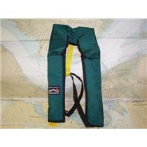 Boaters' Resale Shop of TX 1906 1454.37 WEST MARINE SOSPENDERS INFLATABLE PFD