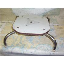 Boaters' Resale Shop of TX 1810 0422.85 FOUR LEGGED CHAIR BASE ASSEMBLY ONLY