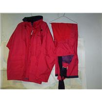 Boaters' Resale Shop of TX 1906 5101.11 WEST MARINE XXL FOUL WEATHER SUIT