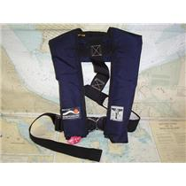 Boaters' Resale Shop of TX 1906 1454.11 WEST MARINE SOSPENDERS INFLATABLE PFD