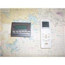 Boaters' Resale Shop of TX 1907 0275.02 MARINAIR CONTROL PANEL & REMOTE ONLY