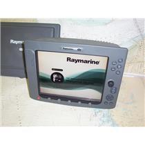 Boaters' Resale Shop of TX 1907 0745.21 RAYMARINE CLASSIC E120 MULTI NAV DISPLAY