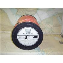 """Boaters' Resale Shop of TX 1803 1277.12 YALE CORDAGE 600 FT. 3/8"""" 8-STRAND LINE"""
