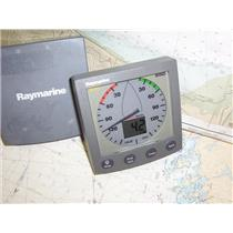 Boaters' Resale Shop of TX 1907 0745.27 RAYMARINE ST60 WIND DISPLAY A22012 ONLY