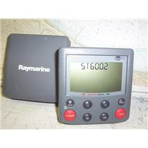 Boaters' Resale Shop of TX 1907 0745.55 RAYMARINE ST6002 AUTOPILOT DISPLAY ONLY