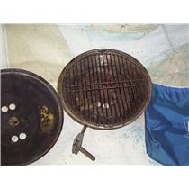 "Boaters' Resale Shop of TX 1905 2271.01 MAGMA 14"" MARINE PROPANE BBQ KETTLE KIT"