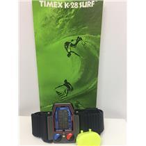 Timex K-28 Surf Watch Circa 1980's. New. Original Box w/ Instructions.