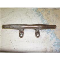 "Boaters' Resale Shop of TX 1907 0751.05 BRONZE 15"" DOCK CLEAT"