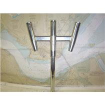 Boaters' Resale Shop of TX 1907 2275.01 TIGRESS TRIPLE ROD HOLDER ASSEMBLY