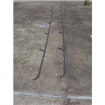 Boaters' Resale Shop of TX 1908 2474.01 PAIR OF 15'11' RAILINGS OFF BLUEWAVE 22