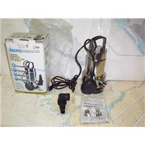 Boaters' Resale Shop of TX 1908 2477.05 PACIFIC HYDROSTAR 69300 SUBMERSIBLE PUMP