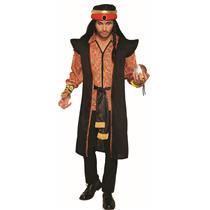 Gypsy Fortune Teller Men's Adult Costume Standard