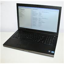"""Dell Precision M6700 17.3"""" FHD Core i7 3rd 16GB256GB AMD FirePro M6000 1920x1080"""