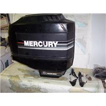 """Boaters' Resale Shop of TX 1909 4252.01 MERCURY """"BLACKMAX"""" 175 HP MOTOR COWLING"""