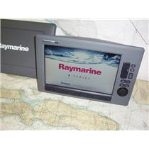 Boaters' Resale Shop of TX 1909 1244.01 RAYMARINE C140/W WIDESCREEN DISPLAY ONLY