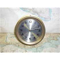 "Boaters' Resale Shop of TX 1909 2122.15 ROYAL MARINER 6.5"" QUARTZ SHIPS CLOCK"