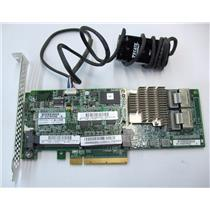 HP 631670-B21 Smart Array P420 1GB FBWC 2-port RAID Controller 6Gb/s SAS PCIe