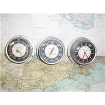 Boaters' Resale Shop of TX 1909 4251.31 CENTURY AIRGUIDE GAUGES FOR NORDIC 19